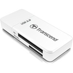 Card Reader Transcend TS-RDF5W White