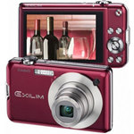 Фотоаппарат Casio Exilim Card EX-S10 Red