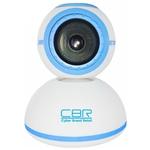 Web камера CBR CW 555M White