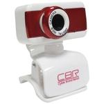 Вебкамера CBR CW-832M Red