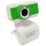 Web камера CBR CW-832M Green