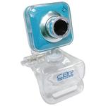 Вебкамера CBR CW-834M Blue
