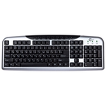 Клавиатура CBR KB-300M USB