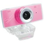 Вебкамера CBR Simple S3 Pink
