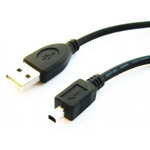 Кабель mini (CCP-USB2-AM4P-6) miniUSB 4p