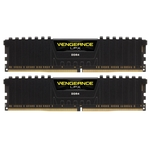 Оперативная память Corsair Vengeance LPX Black 2x4GB DDR4 PC4-21300 [CMK8GX4M2A2666C16]