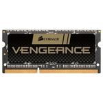Оперативная память Corsair Vengeance 8GB DDR3 SO-DIMM PC3-12800 (CMSX8GX3M1A1600C10)