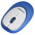 Мышь CROWN CMM-931W Blue USB