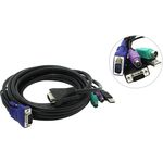 KVM-кабель D-Link KVM-402