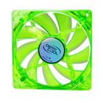 Вентилятор Deepcool Xfan 120U Green-Blue