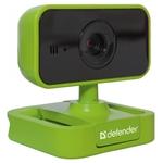 Вебкамера Defender C-2535HD Green