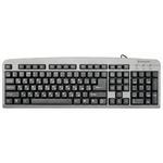 Клавиатура Defender Element HB-520 Grey PS/2