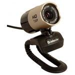 Вебкамера Defender G-Lens 2577 HD720p Black