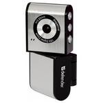 Вебкамера Defender GLory 330 Black-Silver USB