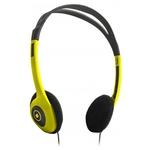 Наушники с микрофоном Defender Aura HN-001 Yellow
