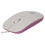 Мышь Defender NetSprinter 440WP White-Pink USB