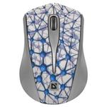 Мышь Defender StreetArt MS-305 Nano