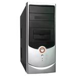 Корпус 400W Delux DLC-MT376 Silver-Black