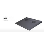 Подставка для охлаждения ноутбука DeepCool N18