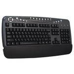 Клавиатура Dialog KM-203BP Black PS/2