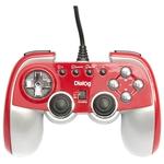 Геймпад Dialog GP-M22 Red USB