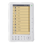 Электронная книга Diframe MB-701 White