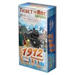 Настольная игра Мир Хобби Ticket to Ride: Европа / 1912 дополнение