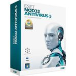 Антивирус ESET NOD32 лицензия на 3 ПК на 1 год