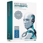 ПО ESET NOD32 Platinum Edition Антивирус 3-Desktop 2 year BOX