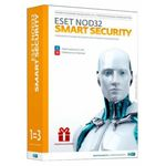 ПО ESET NOD32 Smart Security + Bonus Антивирус 3-Desktop 1 year