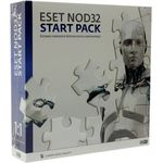 ПО ESET NOD32 Start Pack Антивирус 1-Desktop 1 year