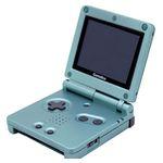 Игровая консоль EXEQ GameBox (999 игр) изумруд (VG-1632)
