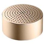 Беспроводная колонка Xiaomi Mi Bluetooth Speaker (золотистый)