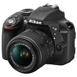 Фотоаппарат Nikon D3300+18-55VR II