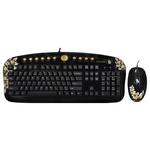 Клавиатура + Мышь A4Tech GKSA-2803SS Aloha Golden Sunset