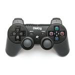 Геймпад Dialog GP-A17 Black USB-PS3