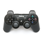 Геймпад Dialog GP-A17RF Black USB-PS3