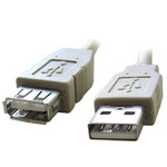 Удлинитель Cablexpert CC-USB2-AMAF-15