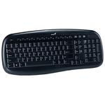 Клавиатура+Mышь Genius KB-8000 Black
