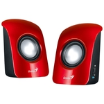 Колонки Genius SP-U115 (31731006101) USB Red