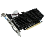 Видеокарта 1024Mb DDR3 GT710 GigaByte (GV-N710SL-1GL)