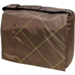 Сумка для ноутбука GOLLA Laptop bag Block 15.4 коричневая