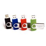 2GB USB Drive Gooddrive Twister (PD2GH2GRESGSR) Green