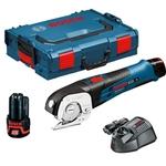 Аккумуляторные универсальные ножницы Bosch GUS 12V-300 0.601.9B2.901 Li-Ion 12 В