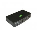 Хаб USB ST-Lab U-340 Black