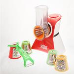 Комплект кухонный комбайн Holt HT-SM и овощечистка Holt SC01
