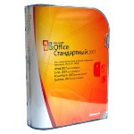 Office 2007 Win32 Russian AE CD (021-07727)
