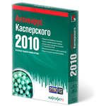 Kaspersky Anti-Virus 2010 Продление CARD (Russian Edition. 2-Desktop 1 year Renewal CARD)