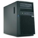 Сервер IBM System x3100 M4, E3-1220v2 3.1GHz, 1x4GB, SS 3.5in SATA, SR C100, DVD-ROM, 350W p/s, Tower (2582B2G)