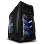 Компьютер игровой в корпусе RAIDMAX на базе процессора AMD FX-4300